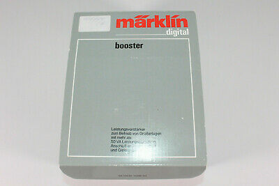 Märklin H0 6017 Booster, OVP, Digital (No60) • 20€